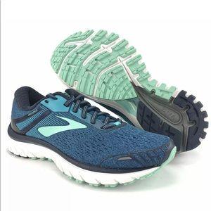 Brooks Womens Adrenaline GTS 18 Running Shoes Sz 7